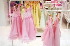 De partijkleding van meisjes royalty-vrije stock afbeelding