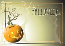 De partijuitnodiging van Halloween Royalty-vrije Stock Foto