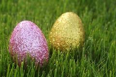 De Pascua todavía de los huevos vida colorida con la luz natural Imagen de archivo