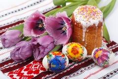 De Pascua todavía del día de fiesta vida Fotos de archivo libres de regalías
