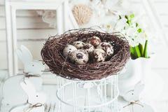 De Pasen-decoratie Stock Foto's