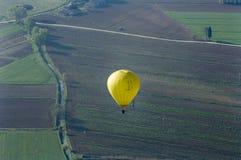 De passage van de ballon Stock Foto's