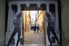 De passage van Venetië Royalty-vrije Stock Afbeeldingen