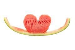 De pastèque amour ainsi Photo stock