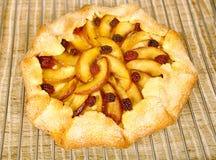 De pastei van de appel en van de braambes Royalty-vrije Stock Afbeeldingen