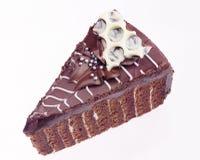 De pastei van de chocolade Stock Foto's