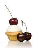 De pastei van de kers Stock Foto