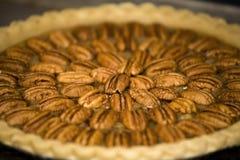 De Pastei van de pecannoot Royalty-vrije Stock Foto