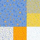 De pasteipatroon van de bes Royalty-vrije Stock Afbeeldingen
