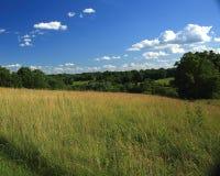 De pastorale Scène van Missouri Royalty-vrije Stock Afbeelding