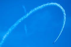 De Patriotten Jet Team Stock Afbeeldingen