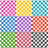 De patronen van de gingang Royalty-vrije Stock Afbeeldingen