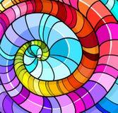 De patronen van de kleur Royalty-vrije Stock Afbeeldingen