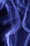 De patronen van de rook stock foto