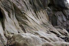 De patronen van de rots Stock Foto