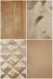 De Patronen van de textuur Stock Afbeelding