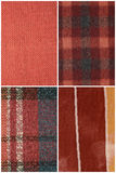 De Patronen van de textuur Royalty-vrije Stock Foto's