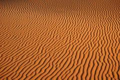 De patronen van de woestijn Royalty-vrije Stock Foto's