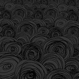 De patronen van het gekrabbel Stock Foto's