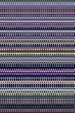 De patronen van het glas Stock Afbeeldingen