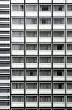De patronen van het venster Royalty-vrije Stock Fotografie