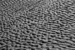 De Patronen van het zand Royalty-vrije Stock Fotografie