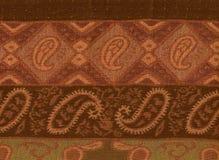De patronen van Pashmina. royalty-vrije stock afbeeldingen