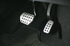 De pedalen van sporten royalty-vrije stock afbeelding