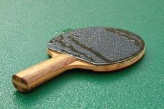De peddel van het Pingpong van de pingpong Stock Fotografie