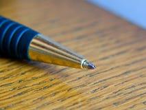 De Pen van de ballpoint Royalty-vrije Stock Foto's