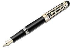 De pen van de inkt. Royalty-vrije Stock Afbeelding