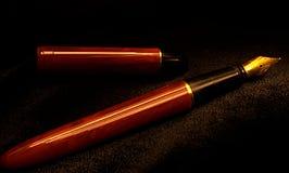 De pen van de inkt Royalty-vrije Stock Afbeeldingen