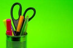 De pennen kunnen binnen stock foto's