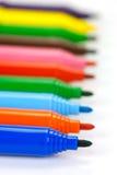 De Pennen van de schakelaar Stock Foto's