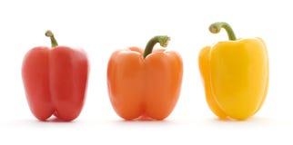 De peper van de paprika Royalty-vrije Stock Afbeelding