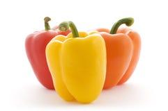 De peper van de paprika Royalty-vrije Stock Foto