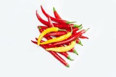De peper van de Spaanse peper Stock Foto