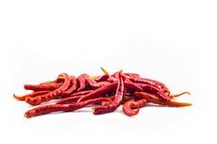 De peper van de Spaanse peper Royalty-vrije Stock Foto's