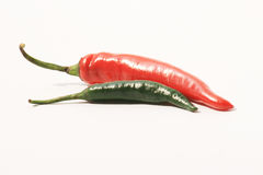 De peper van de Spaanse peper, Thailand. Royalty-vrije Stock Foto's