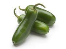 De peper van Jalapeno Stock Foto
