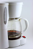 De percolator van de koffie Stock Foto