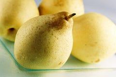De peren van Nashi Stock Afbeelding