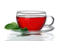 De perfecte kop thee Stock Afbeelding