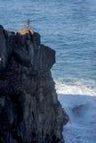 De perfecte zomer op het eiland Stock Foto