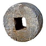 De Pers van de Olijf van de steen royalty-vrije stock foto
