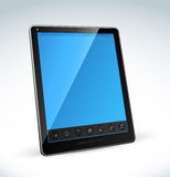 De personal computer van de tablet Stock Afbeeldingen