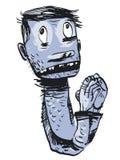 De persoon bidt vector illustratie