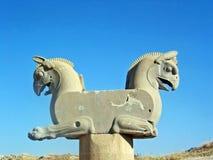 De Perzische Griffioen van Achaemenid Royalty-vrije Stock Afbeelding