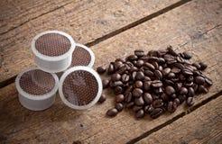 De peulen van de koffie Royalty-vrije Stock Afbeelding