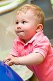 De Peuter van de Jongen van de baby royalty-vrije stock foto's